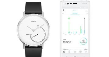 Nokia приготовила ограниченную серию смарт-часов Nokia Steel