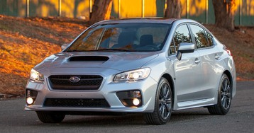 Your 2015 Subaru WRX's Subwoofers May Start A Fire