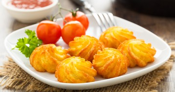 Картофель герцогини Бедфорд