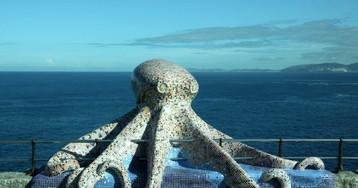 Напугать осьминога, или шесть правил приготовления pulpo a la gallega