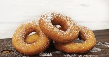 Вкуснейшие домашние пончики