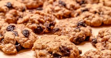 Овсяное печенье по-домашнему