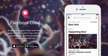 Facebook Local app launches to replace Events