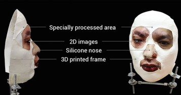 iPhone X Face ID beaten with 3D-printed mask