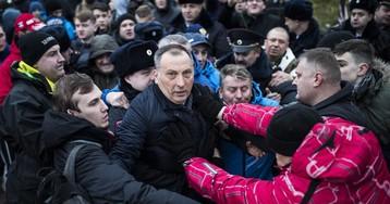 Замечательный Смоленск ивстреча состарым знакомым-коррупционером