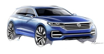 VW Confirms New South American SUV And $653M Plant Investment