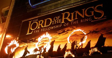 Amazon Aims for Its Own 'Game of Thrones' With New 'The Lord of the Rings' Series