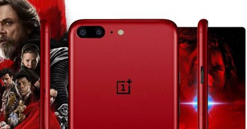 OnePlus 5T Star Wars Edition leaked