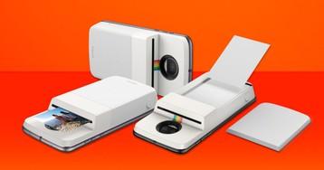 Motorola e Polaroid lançam Moto Snap que imprime fotos