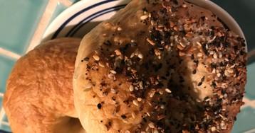 Baking fantastic bagels is supremely simple