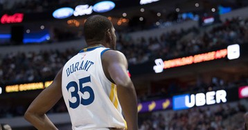 Kevin Durant on the Criticism He's Dealt With: 'Michael Jordan Did Not Go Through This'