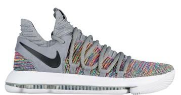 Nike KD 10 Releasing with Multicolor Flyknit