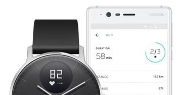 Умные часы-долгожители Nokia Steel HR доступны для предзаказа