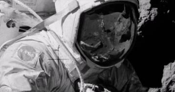 """Фото """"доказало"""" фальсификацию высадки на Луну"""