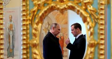 Бизнесмены пожаловались Путину на Медведева