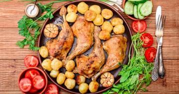 Готовьте как Джейми Оливер: 6 гениальных блюд из курицы