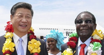 In Zimbabwe it's hello China, goodbye Britain | Letters