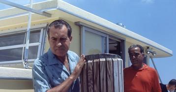 How the Mafia Fueled Richard Nixon's Political Career
