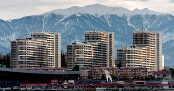Жил бы в Сочи. Сколько стоит квартира в олимпийской столице