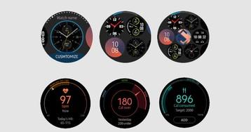 Samsung Gear S3 получили обновление Value Pack, которое может увеличить автономность часов до 40 дней