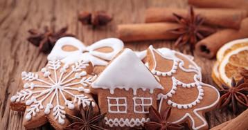 Ароматное пряное печенье