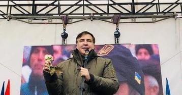 На Украине пообещали депортировать Саакашвили до конца года