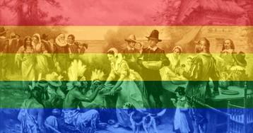 The Pilgrims Were Queer