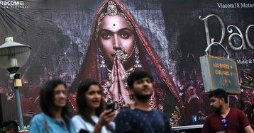 Hindu activists threaten to torch UK cinemas in Bollywood film row