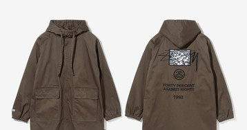 Stüssy & FPAR Team Up for Graphic-Laden FW17 Collection