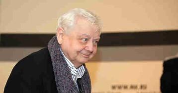 СМИ: Олег Табаков попал в реанимацию в Москве