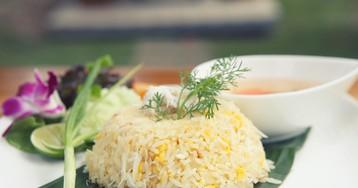 Рис с чесноком по-японски