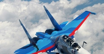 Пентагон заявил о небезопасном перехвате российским истребителем самолета ВВС США