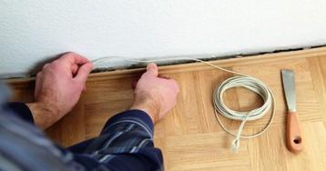 Как проложить ЛВС-кабель в квартире и сделать его «невидимым»?