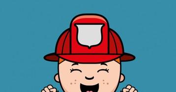 Маленький пожарный