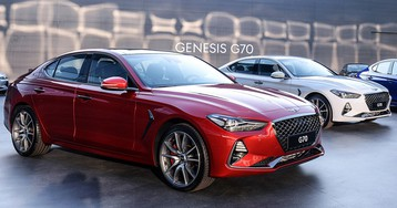 Hyundai Dealers Furious Over Genesis Split