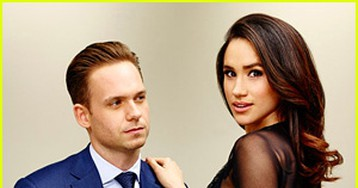 Meghan Markle Officially Leaving 'Suits,' USA Confirms