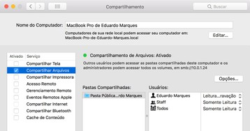 Atualização de segurança do macOS pode quebrar a função de compartilhamento de arquivos; saiba como corrigir [atualizado]