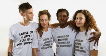 Virgil Abloh & Jenny Holzer Design T-Shirts For Planned Parenthood Los Angeles