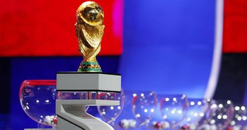 World Cup 2018 draw – live!