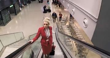 Один день из жизни стюардессы на рейсе Лондон — Лос-Анджелес