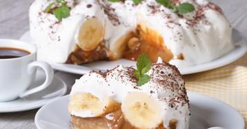 Баноффи пай – изумительный десерт