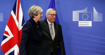 U.K. Business's Patience Tested as May, Juncker Say No Deal Yet