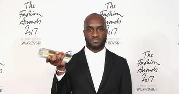 Raf Simons, Virgil Abloh and More Win Big at the 2017 Fashion Awards