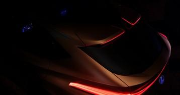 Lexus Teases LF-1 Flagship SUV Concept Ahead Of Detroit Debut
