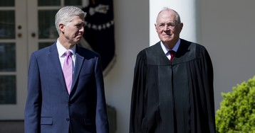 How Justice Kennedy Fell for a Right-Wing Meme