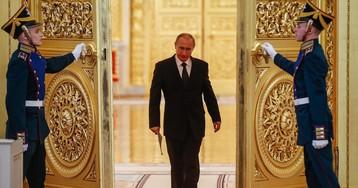 Vladimir Putin Isn't as Russian as He Seems