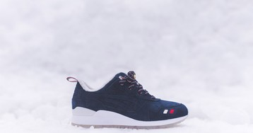 KITH & Moncler Winterize the ASICS GEL-Lyte III
