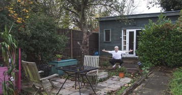 A guy tricked Tripadvisor into making his garden shed the top-rated restaurant in London