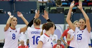 Российские волейболистки узнали своих соперников по ЧМ