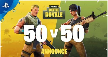 Fortnite just launched its 50v50 mode, which is going to make in-game construction a lot more intere